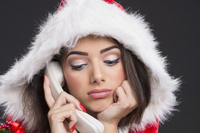 tristeza navidad