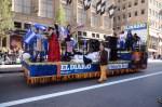 Herencia hispana le pone ritmo a la Quinta Avenida