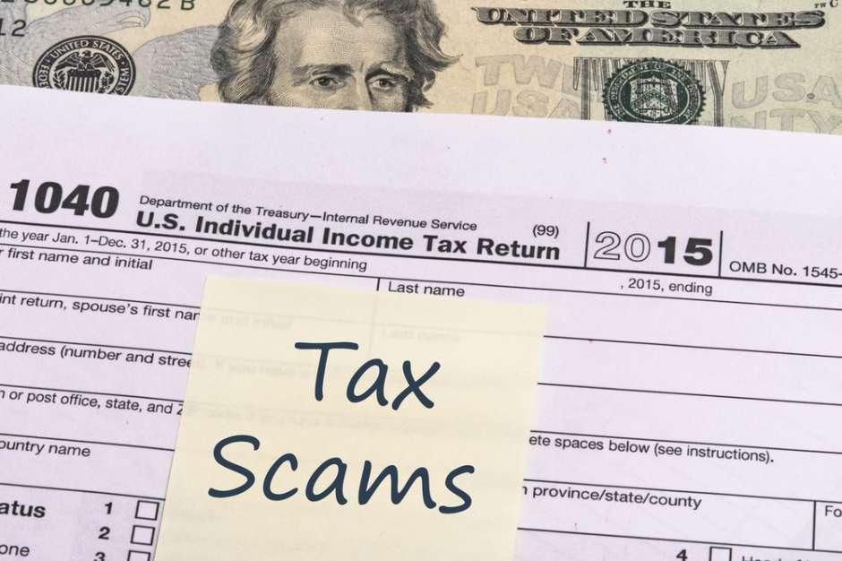 engaño impuestos