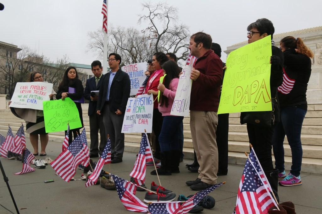 Lanzan campaña de ayuno nacional en defensa de alivios migratorios