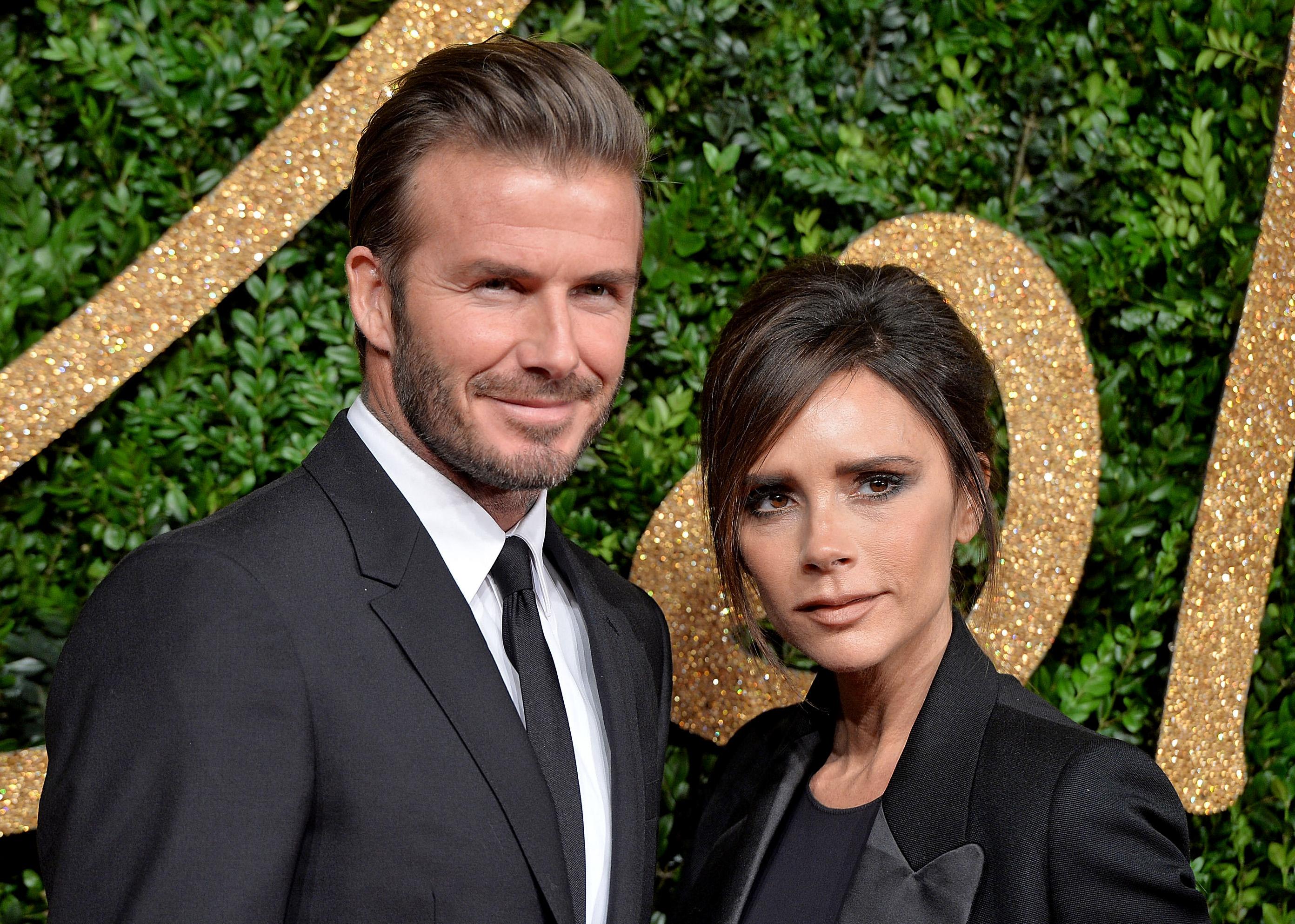 David Victoria Beckham