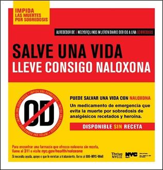 """Los anuncios de """"Salve una vida"""" se lanzarán este lunes en las plataformas de redes sociales y medios de comunicación digitales."""