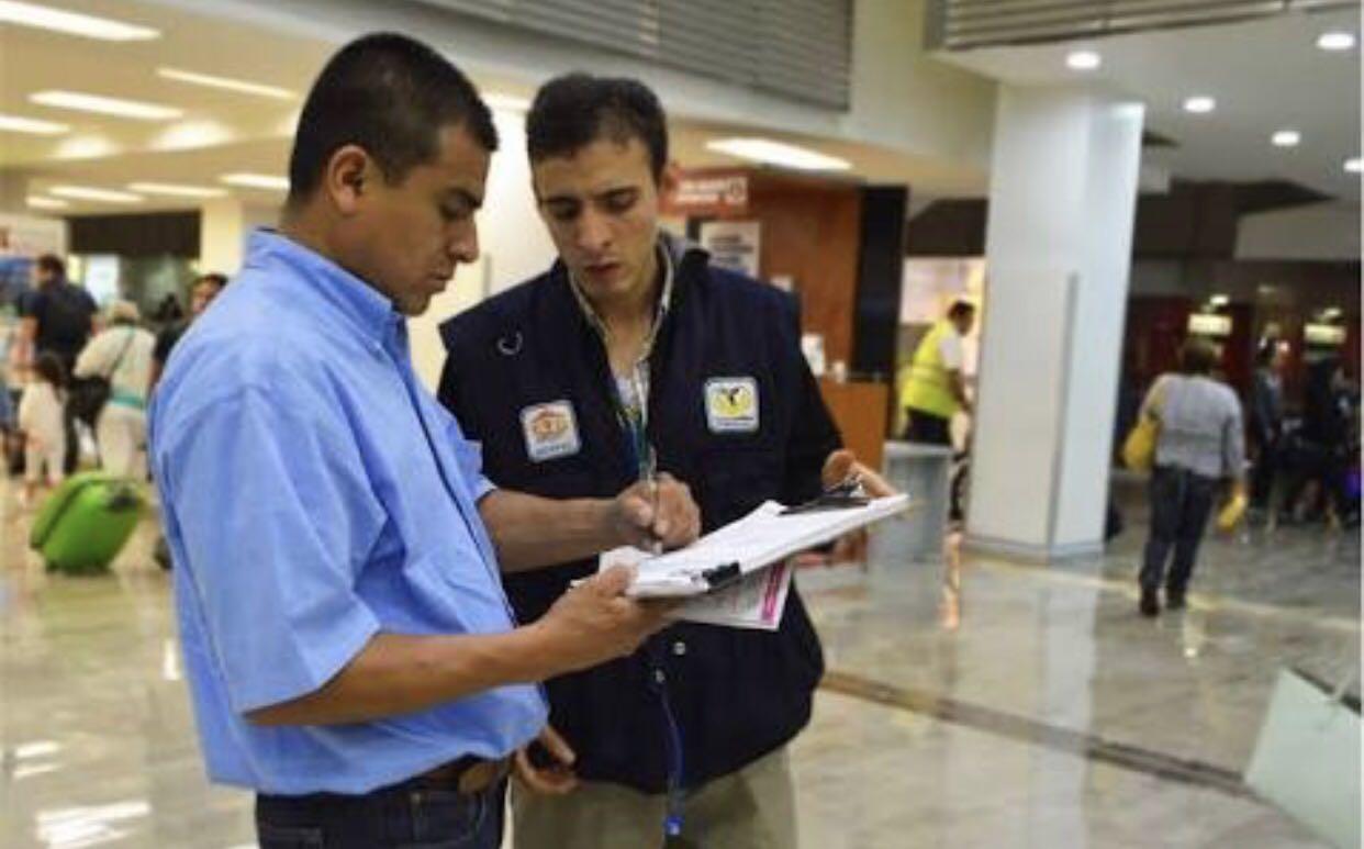 """Mexicanos y extranjeros pueden acceder al programa """"Operativo migrante""""."""