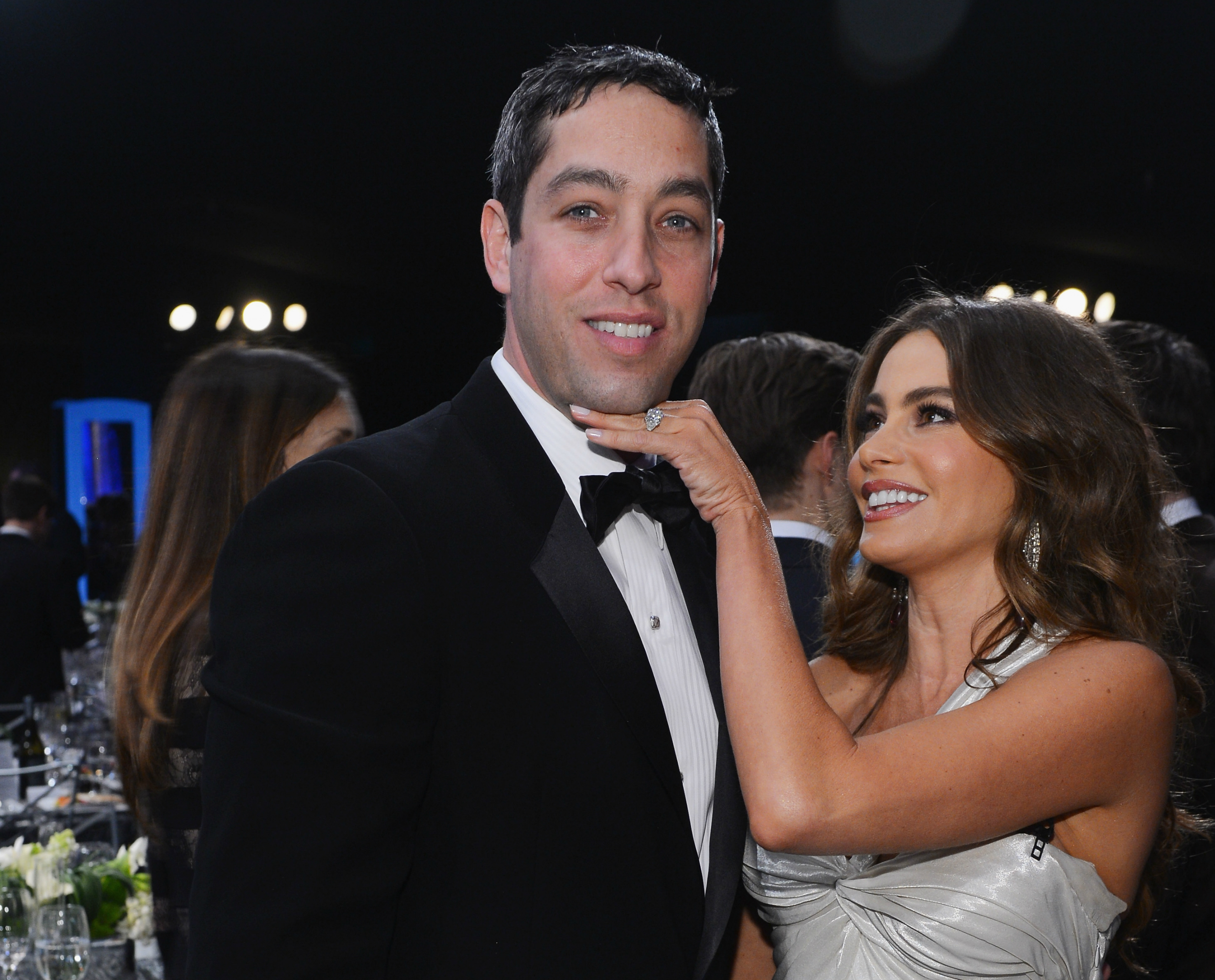 Nick y Sofía terminaron su relación después de dos años y un compromiso de matrimonio.