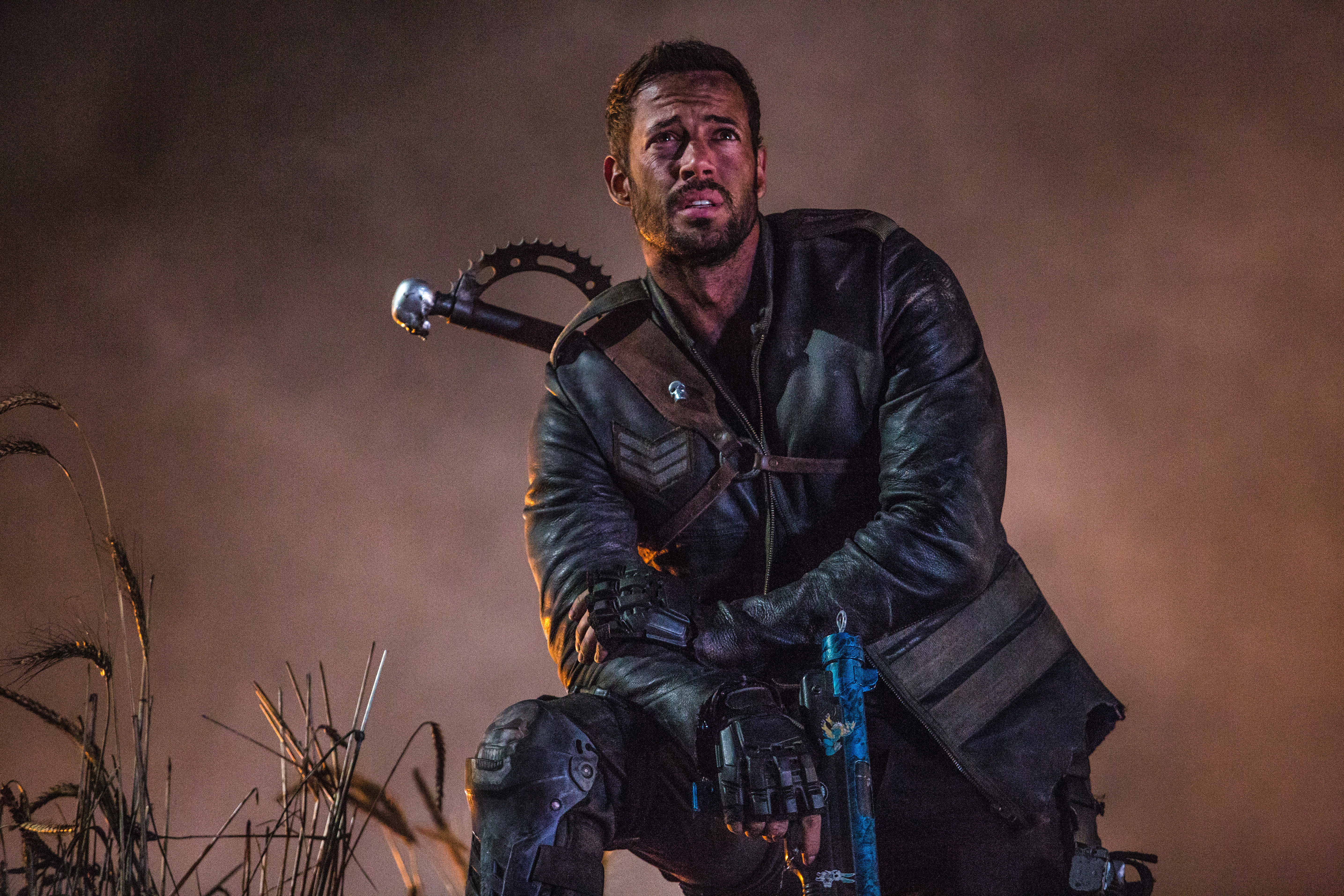 """William Levy en """"Resident Evil: The Final Chapter""""."""