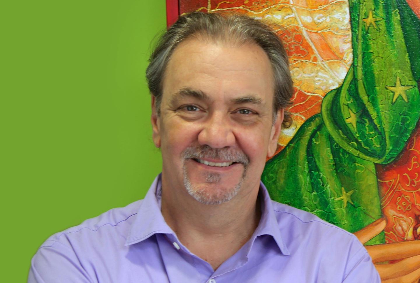 Santiago Pozo, fundador y CEO de Arenas Entertainment.