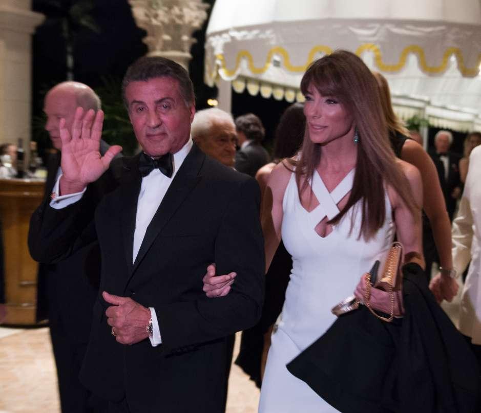 Celebridades, como Sylvester Stallone frecuentan el exclusivo Club Mar-a-Lago en Palm Beach. (DON EMMERT/AFP/Getty Images)