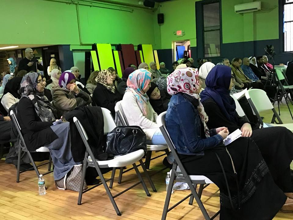 El porcentaje de latinos musulmanes todavía es una minoría en Estados Unidos. Zaira Cortés