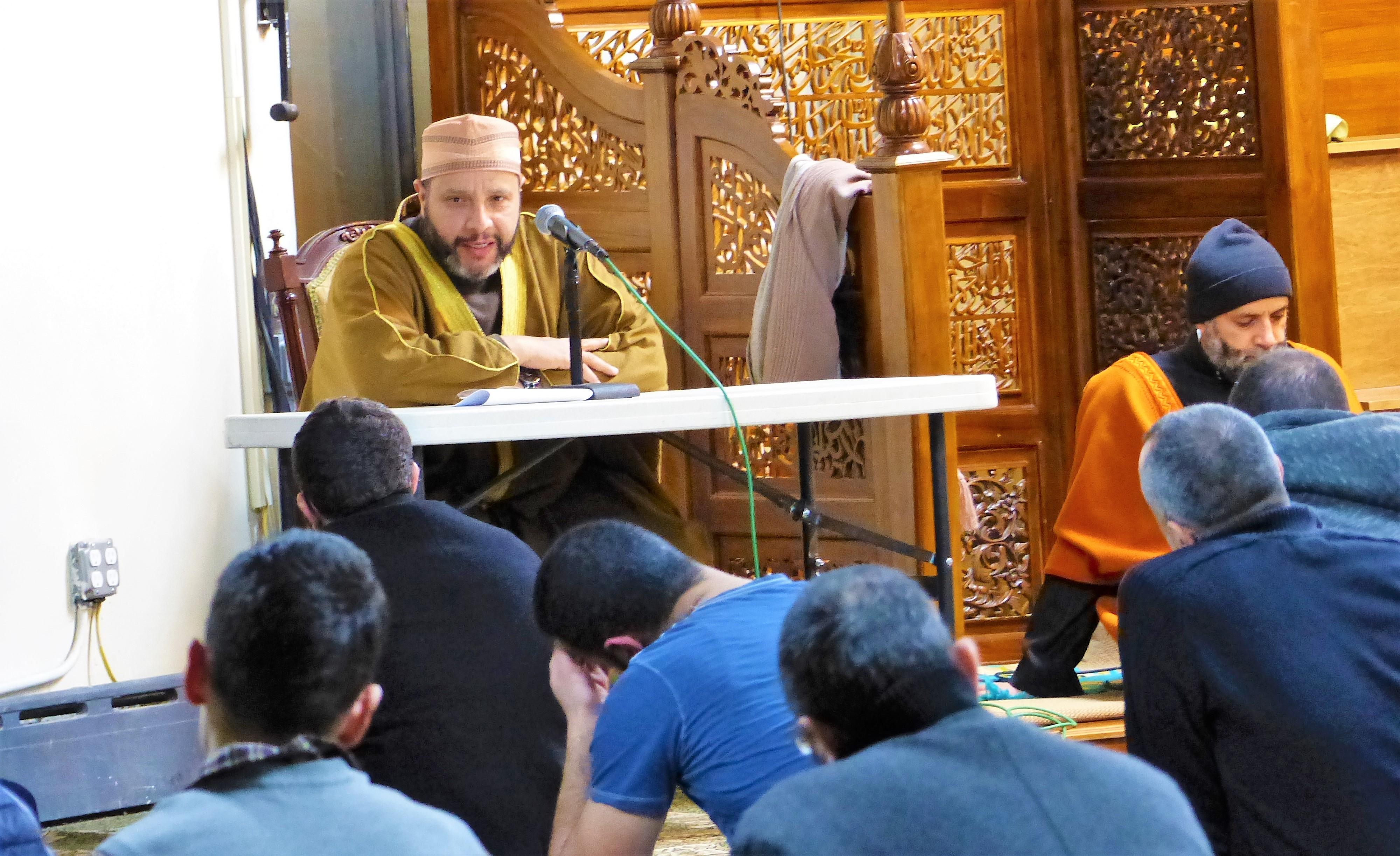 La mezquita North Hudson Islamic Educational Center, en Union City. Zaira Cortés
