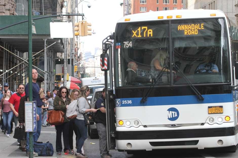 Transporte en Nueva York.