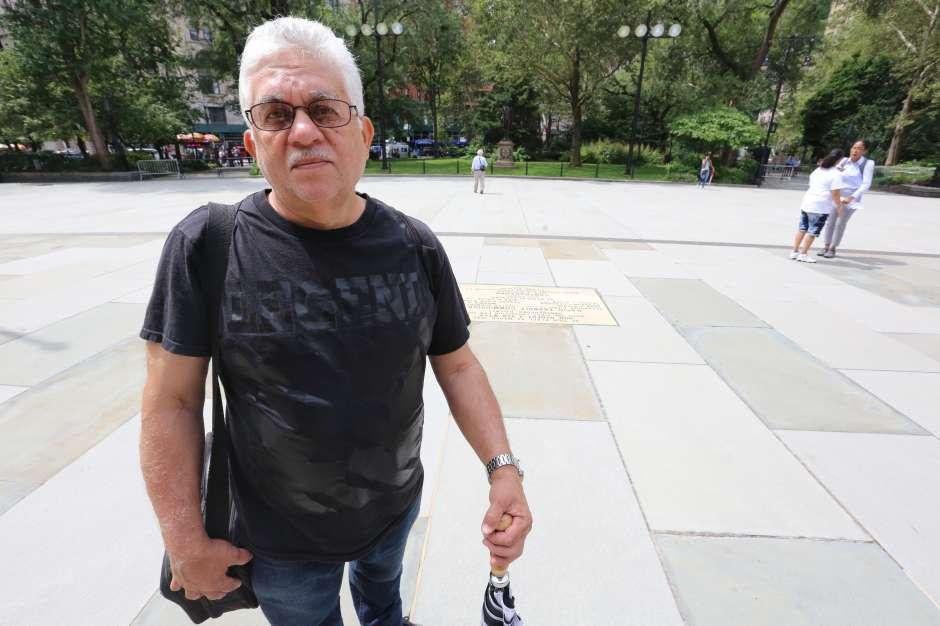 Norberto Bonilla. Inquilinos de Nueva York reciben con agrado las nuevas leyes de proteccion contra el acoso de los caseros.