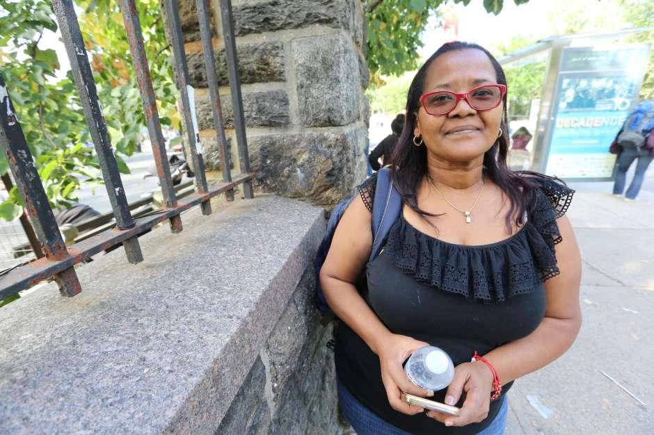Arileyda Tapia.