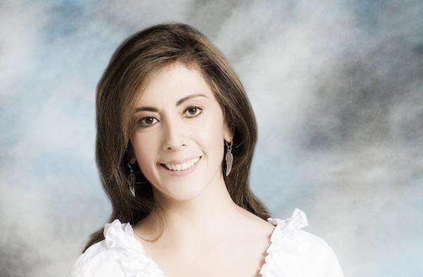 Ana Mercedes Rueda.