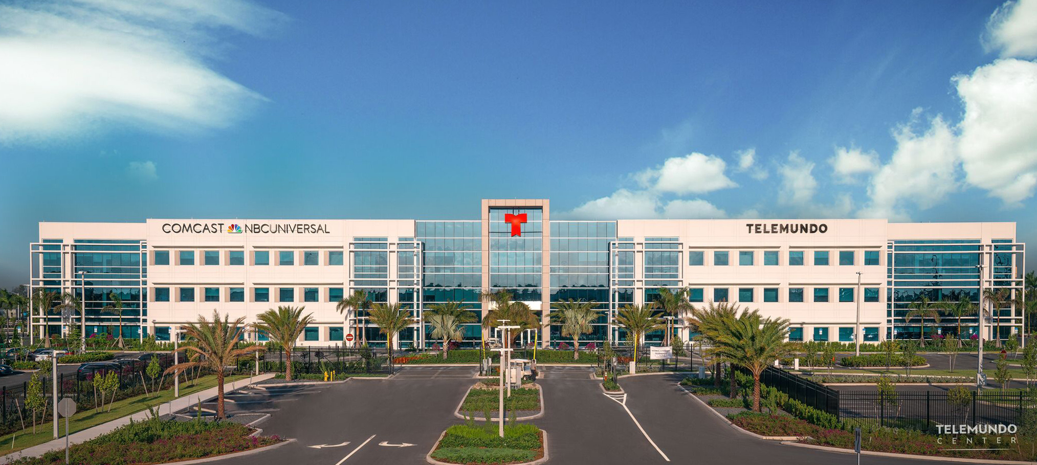 Telemundo Center está en el Doral, FL.