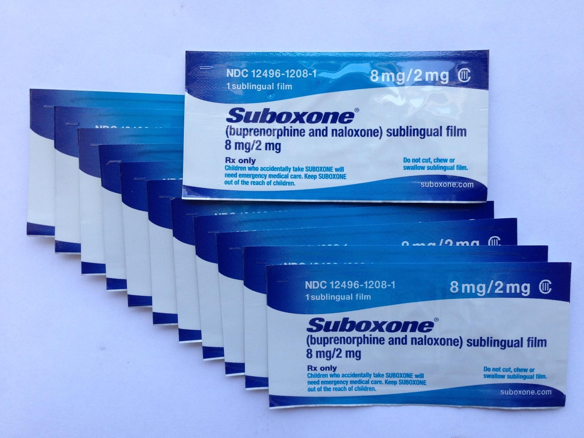 Un fármaco a base de buprenorphine contra la adicción.