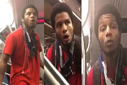 Un perturbado abofeteó a un niño en un tren de la línea Manhattan E