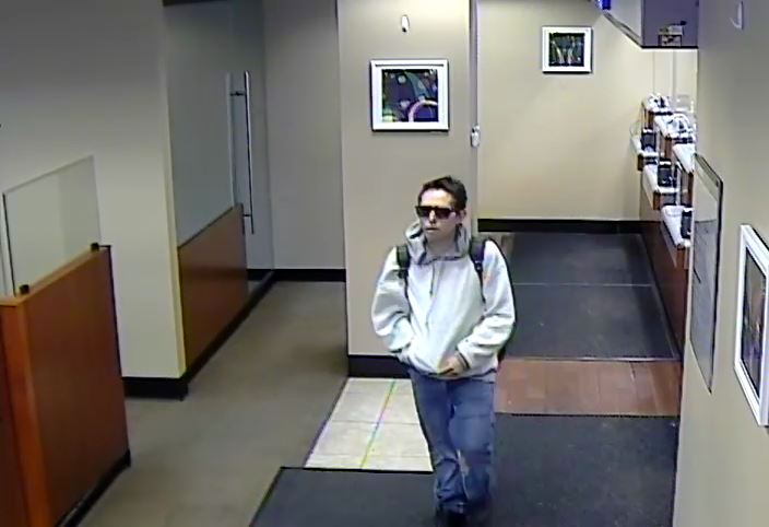 Sospechoso de robar cinco bancos en cinco días en Manhattan.