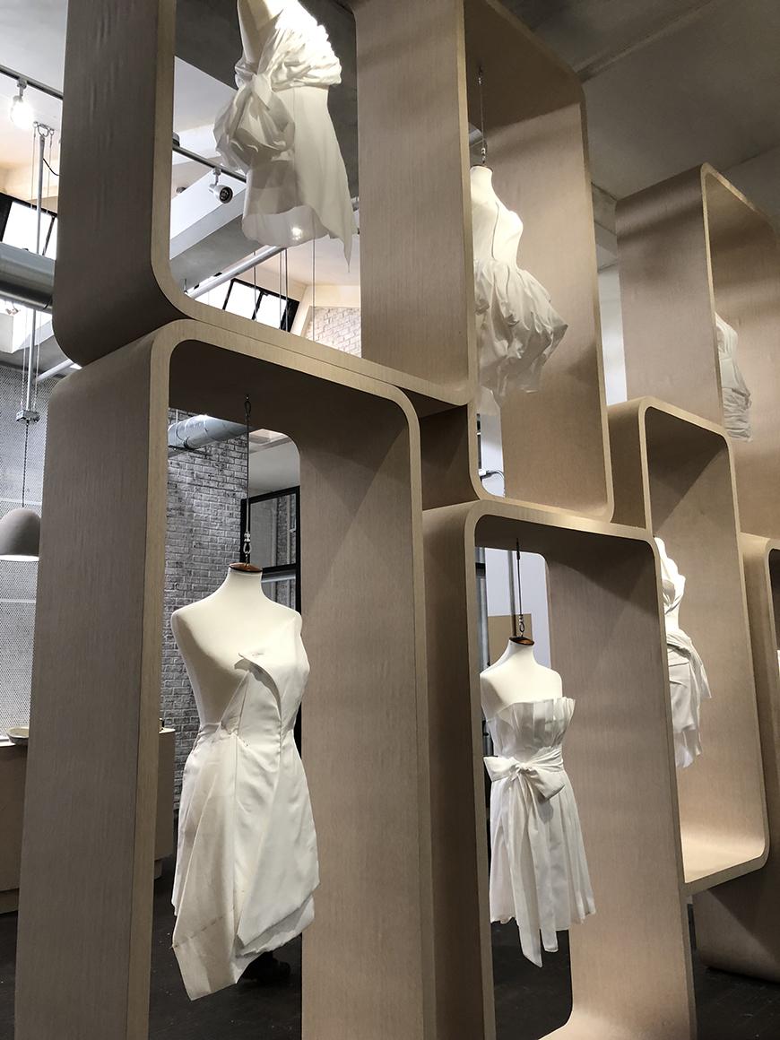 V&M Fashion en Betty en NY
