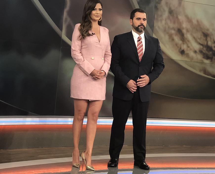 Alberto Martínez y Ana Patricia
