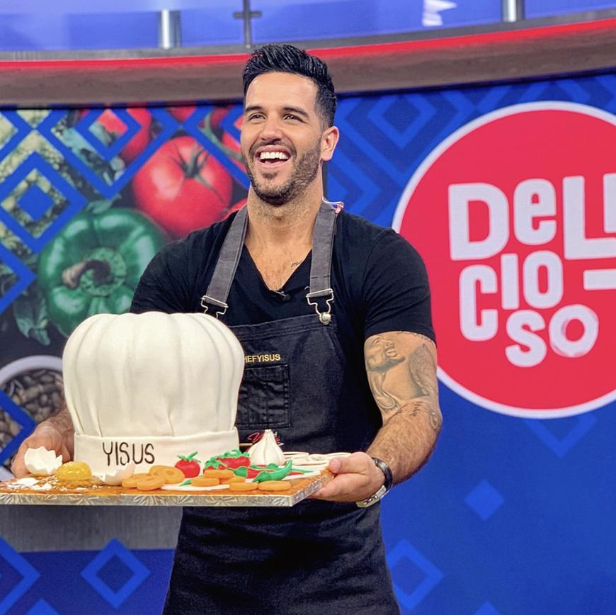 Chef Yisus Díaz