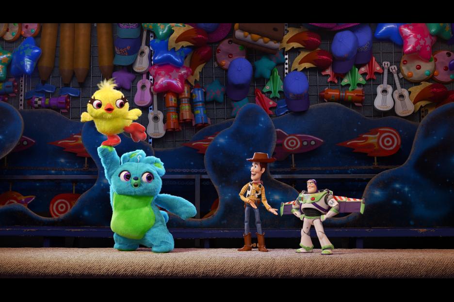 Woody y Buzz harán nuevos amigos en Toy Story 4. / Foto: Pixar