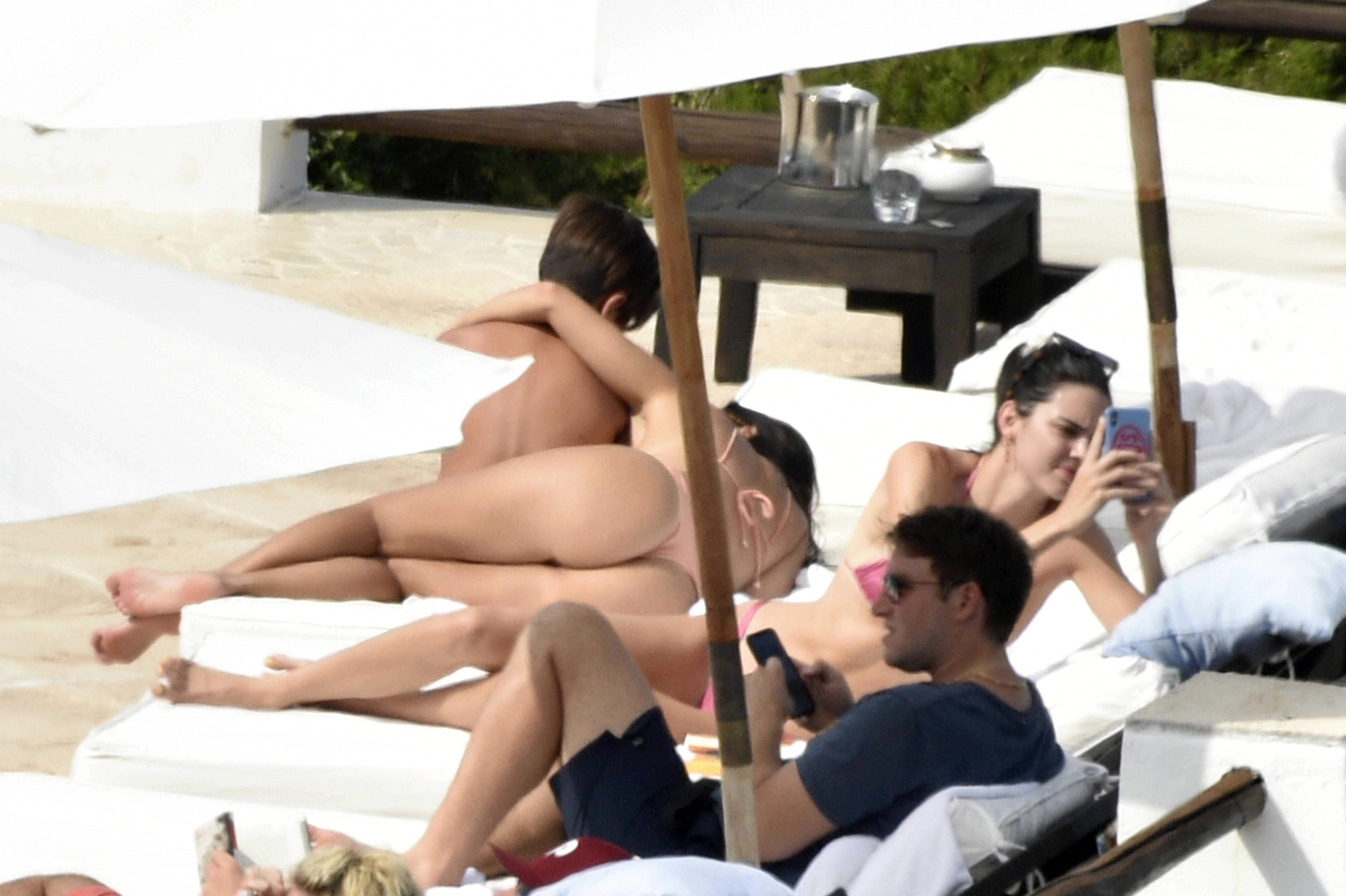 The Grosby Group/ Kourtney Kardashian