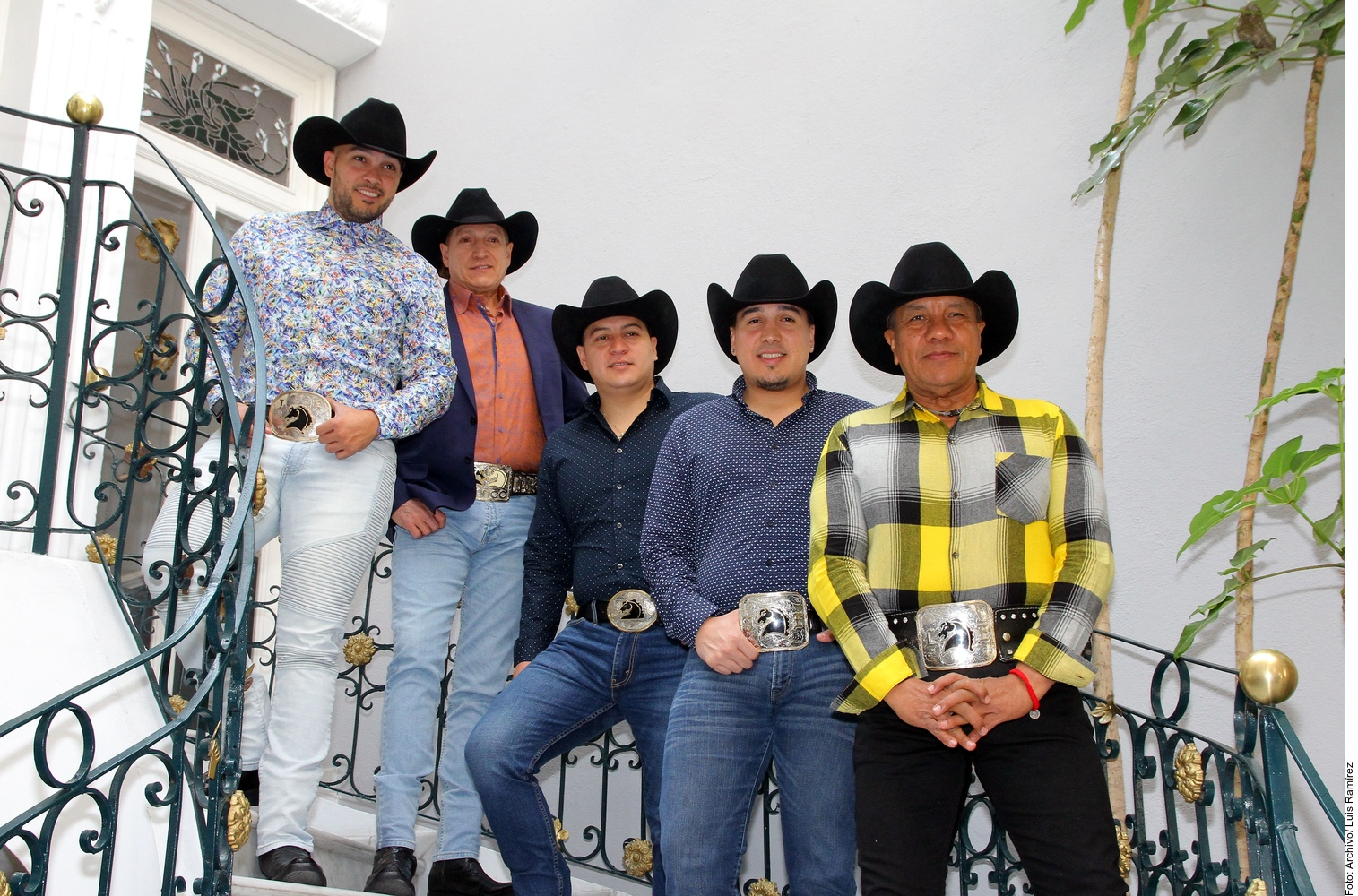 Grupo Bronco. / Foto: Agencia Reforma