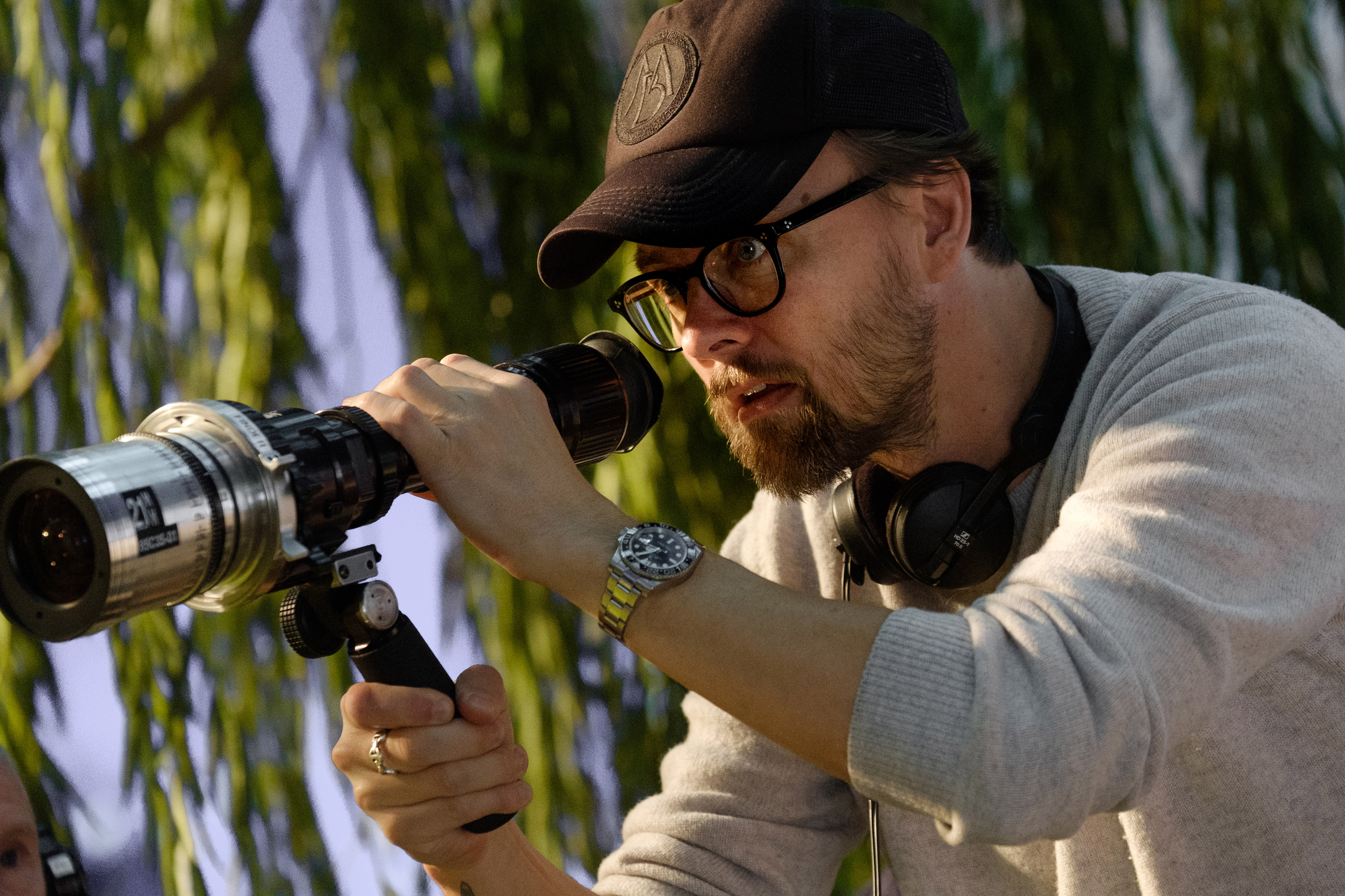 Joachim Ronning durante el rodaje. / Foto: Disney