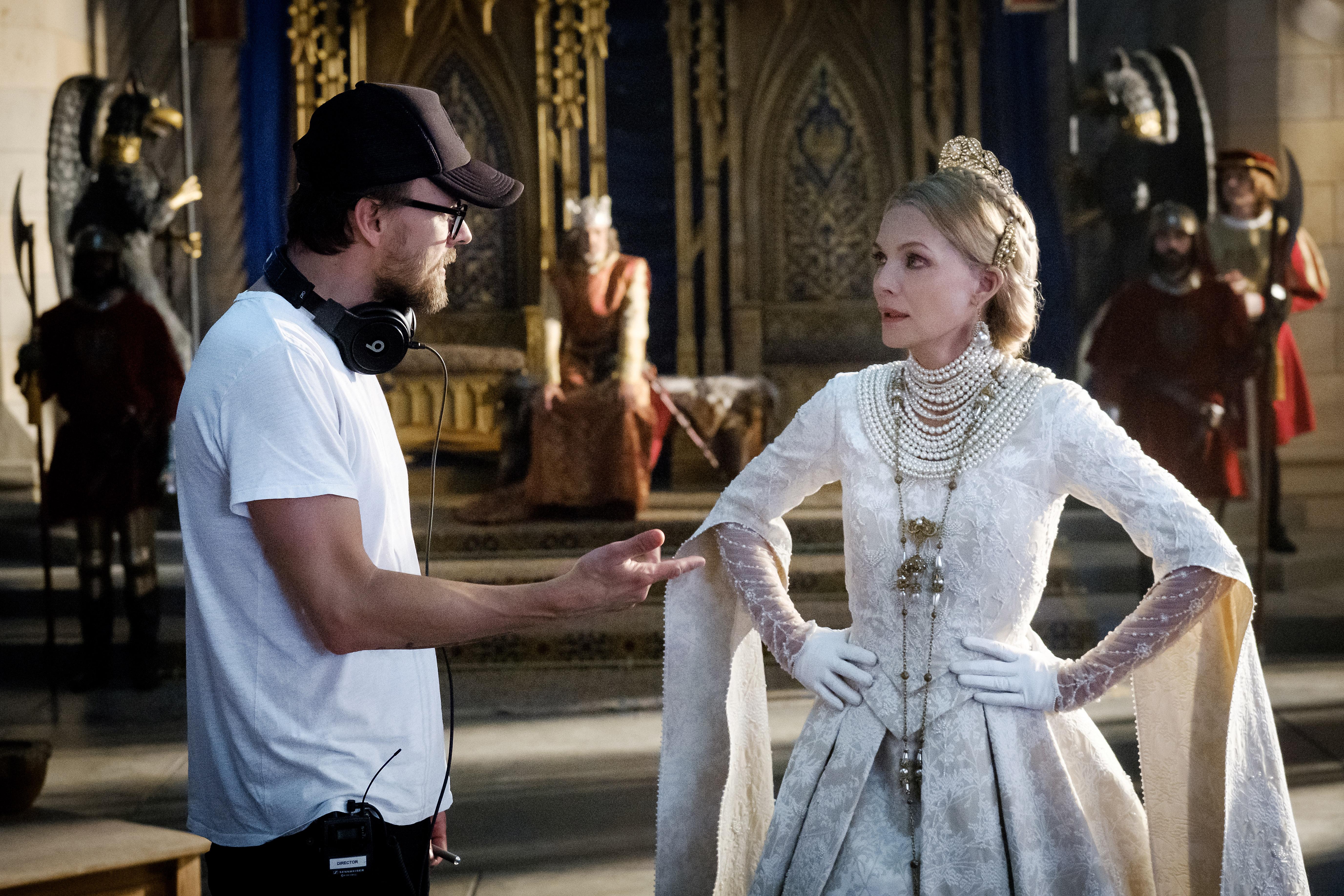 Michelle Pfeiffer y Joachim Ronning.