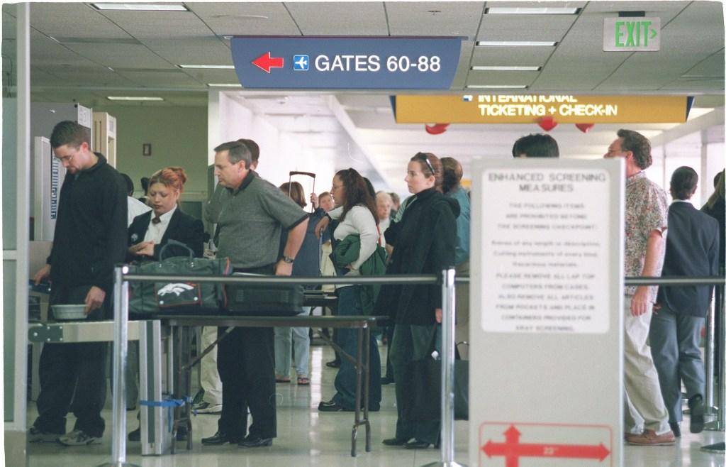 Seguridad en el LAX ha aumentado.