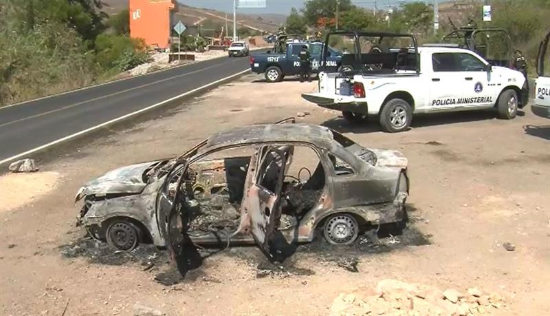 Torturas, decapitaciones e incineraciones forman parte del arsenal de la violencia en México.