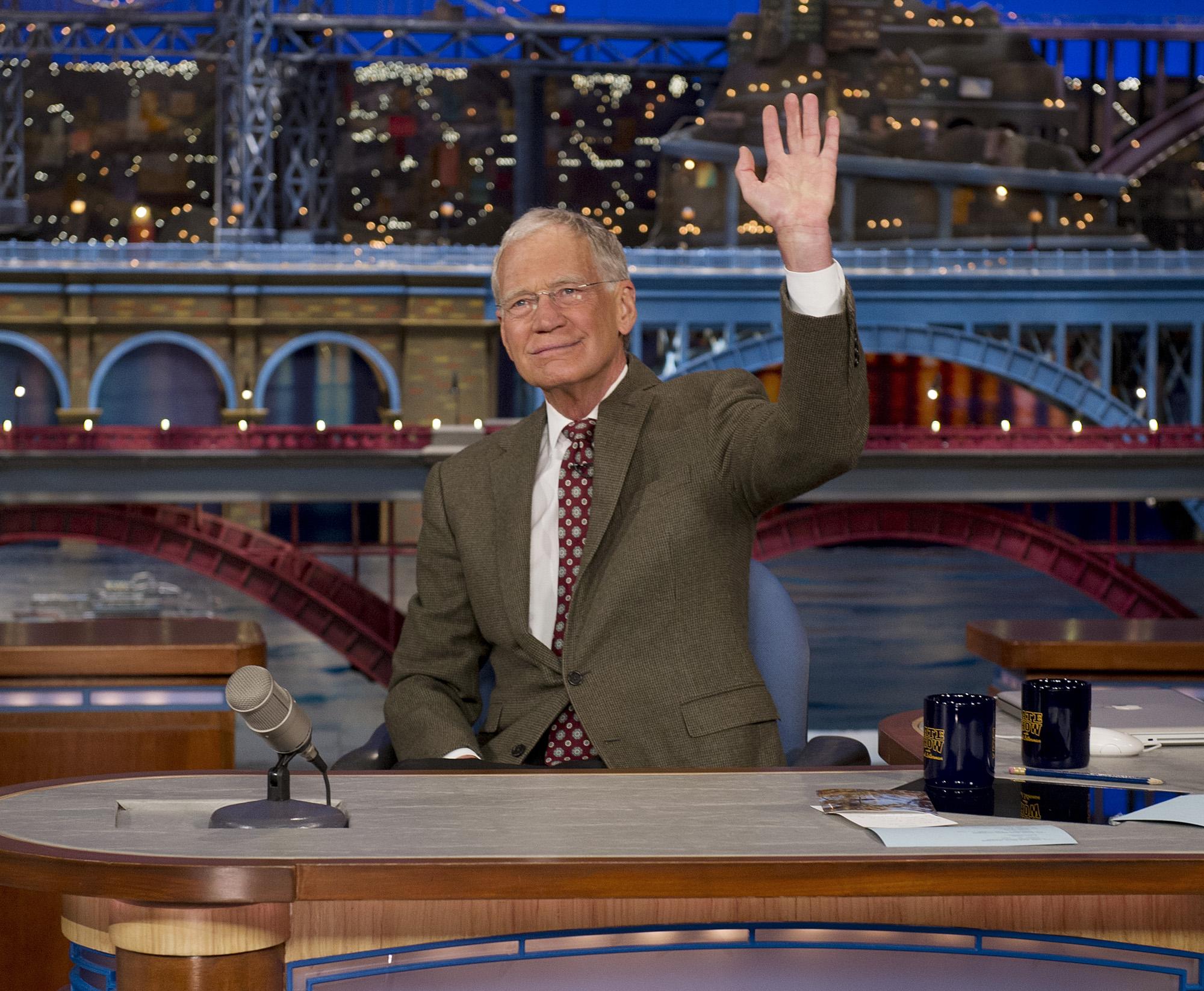David Letterman se despide de la audiencia este semana, tras décadas de éxito, primero en NBC y después en CBS.