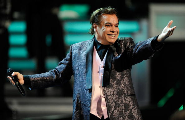'Juanga' es todo un a celebridad de la música en español.