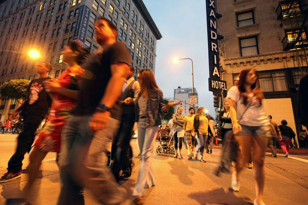 Art Walk celebra en esta ocasión a Martin Luther King. Foto: Archivo/La Opinión