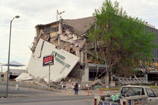 Un total de 57 personas fallecieron por el terremoto de Northridge en 1994.