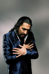 La música de Diego El Cigala llegará al Disney Hall mañana./