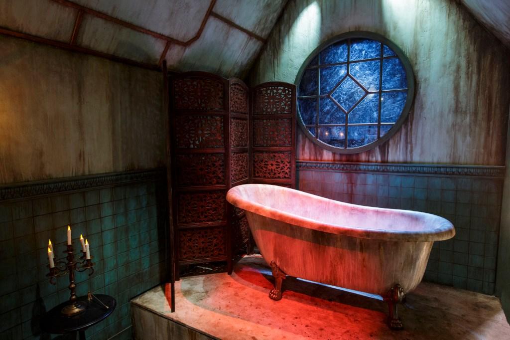 'Crimson Peak: Maze of Madness', una de las novedades de Haloween Horror Nights.