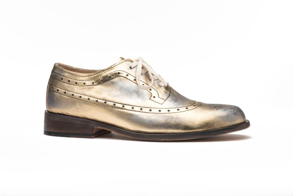 Lo zapatos bostonianos, de toque masculino, están de moda en esta temporada.