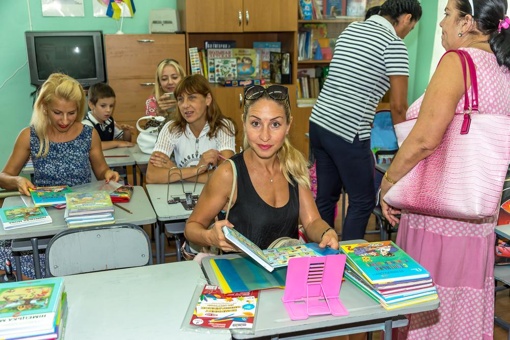 El distrito ofrece talleres y clases para los padres.