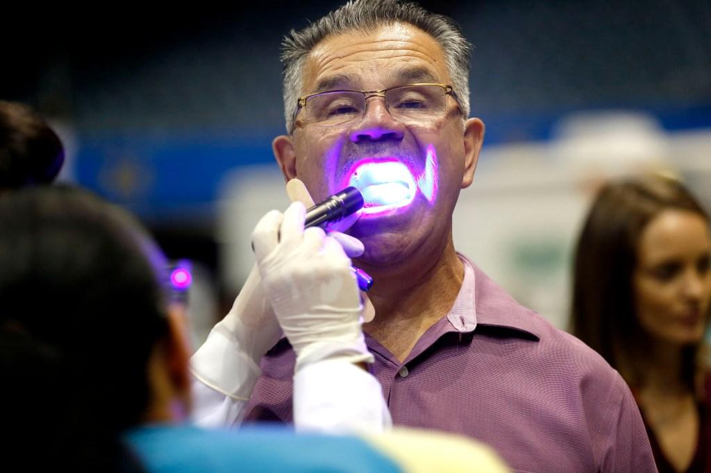 La atención dental es de lo que más buscan las personas.