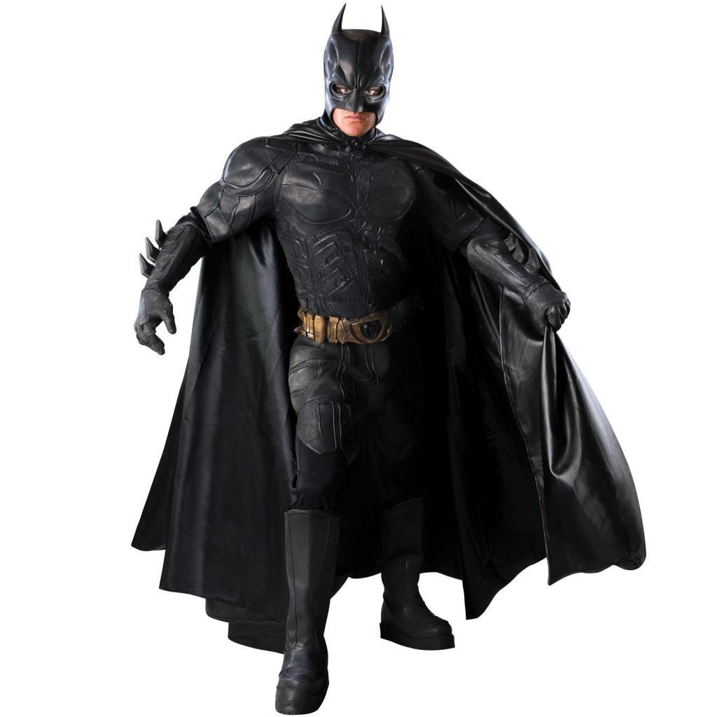 Batman sigue siendo uno de los disfraces obligados de la Noche de brujas.