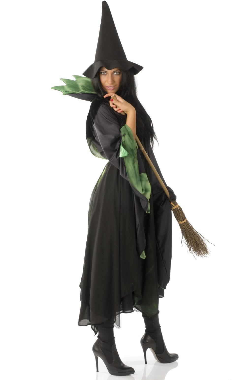 Las calles se verán invadidas de brujas en la noche de Halloween de este año.
