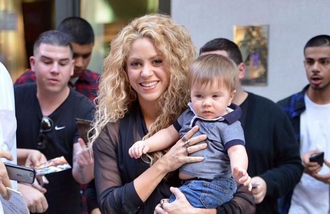 La vocación frustrada de Shakira es ser profesora