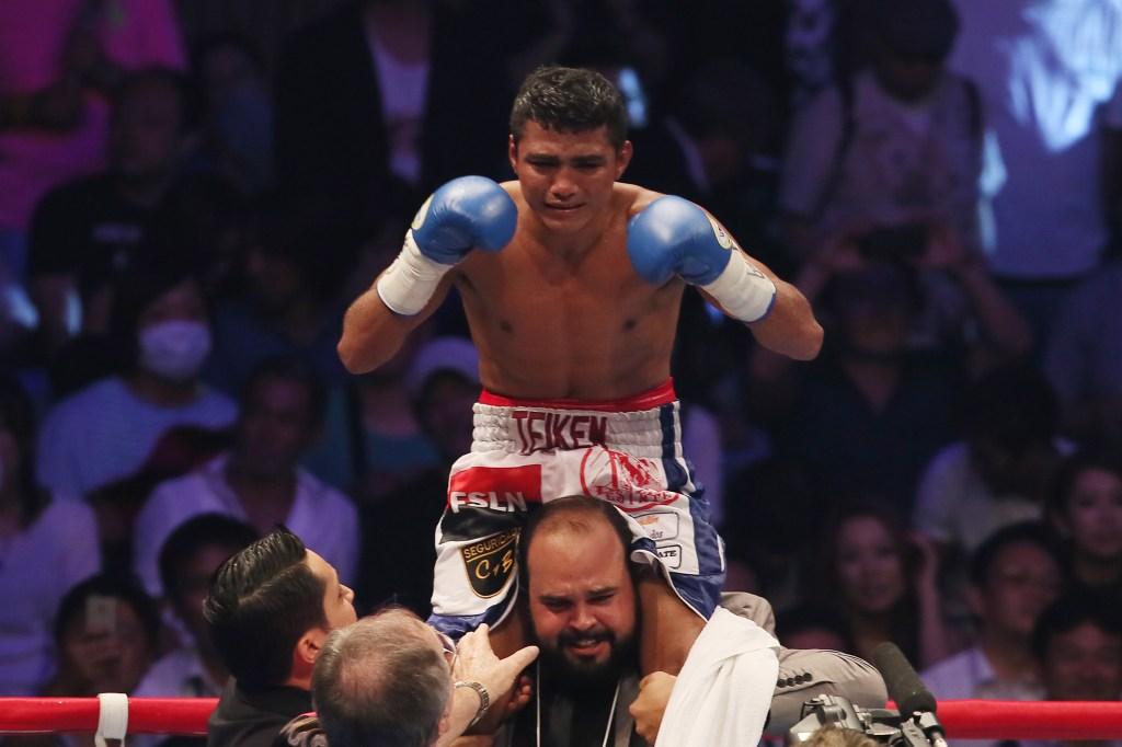 González disputó 20 peleas como profesional antes de tener una oportunidad por el título mundial.