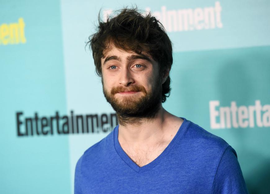 Getty Daniel Radcliffe