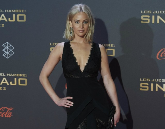 Getty Estreno Jennifer Lawrence