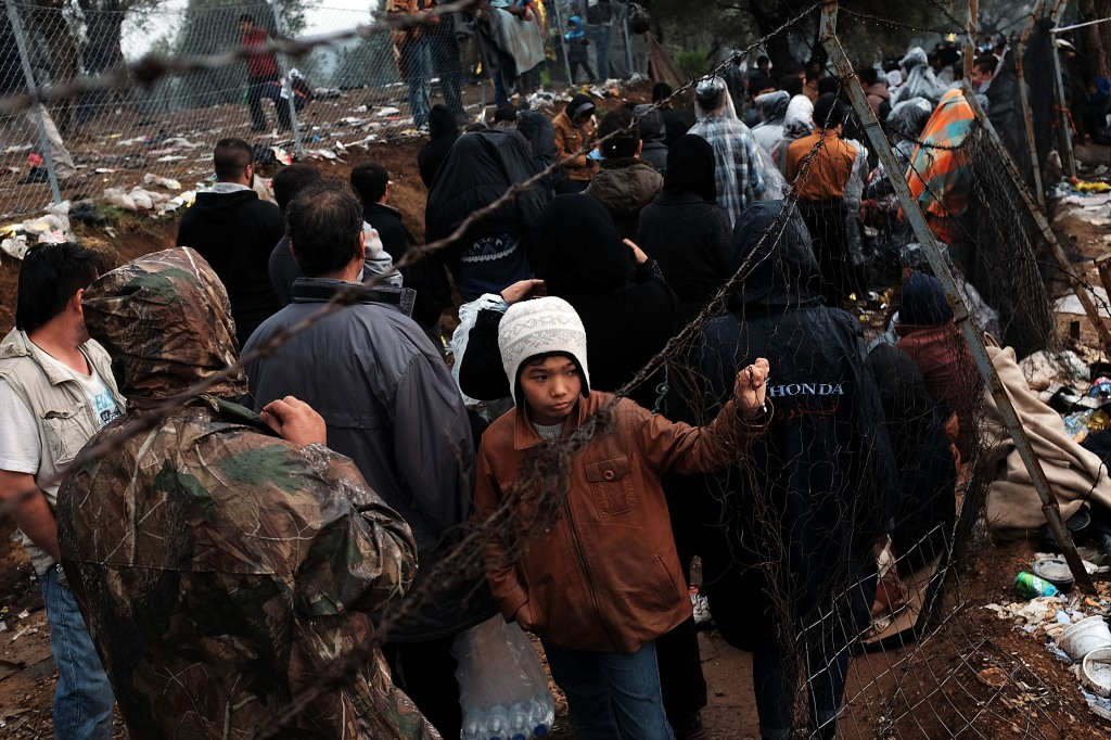 La crisis en Siria, que comenzó en 2011, ha causado 4 millones de desplazados.