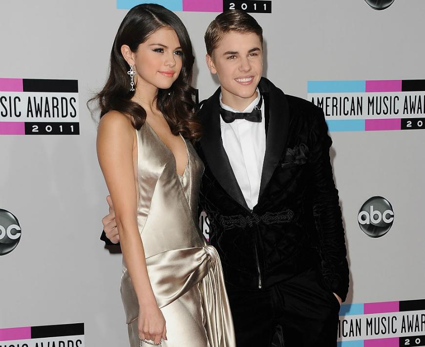 La pareja de cantantes terminó su relación en 2013.