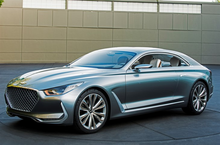 Vision G Coupe