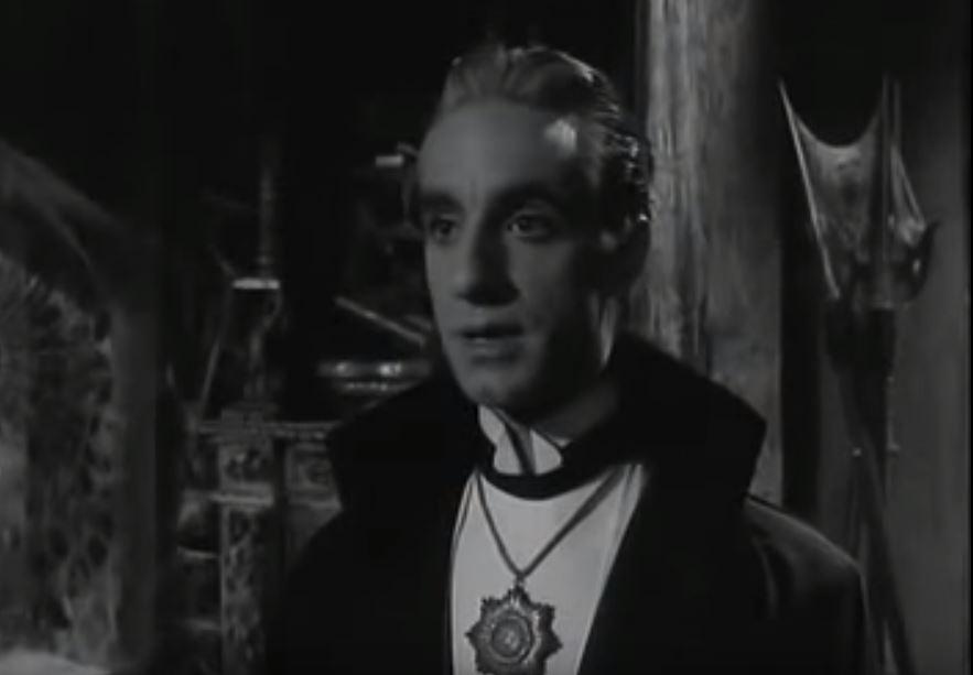 El actor será recordado por su papel en El Vampiro, de 1957.